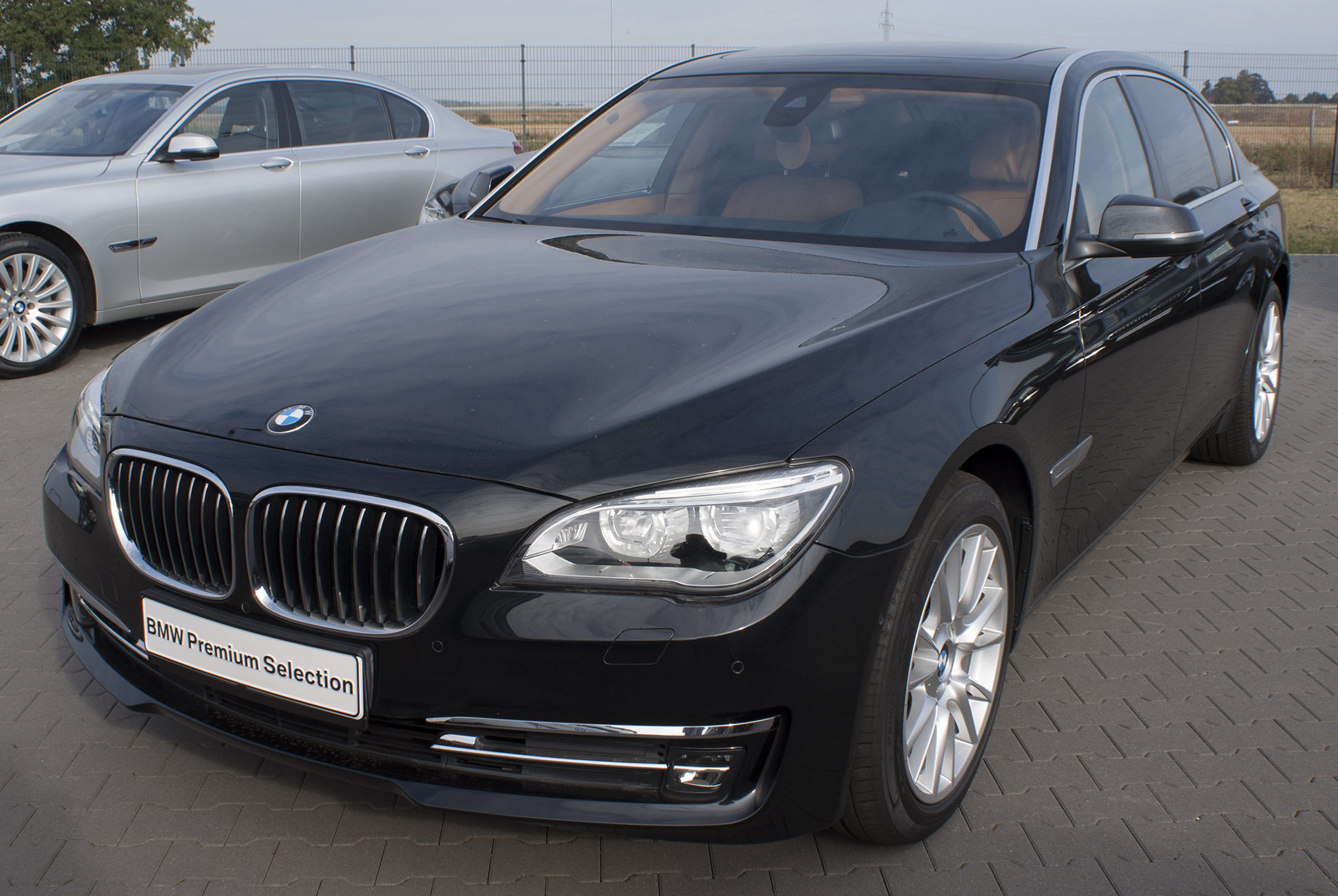 BMW 750Ld xDrive Edition Exclusive