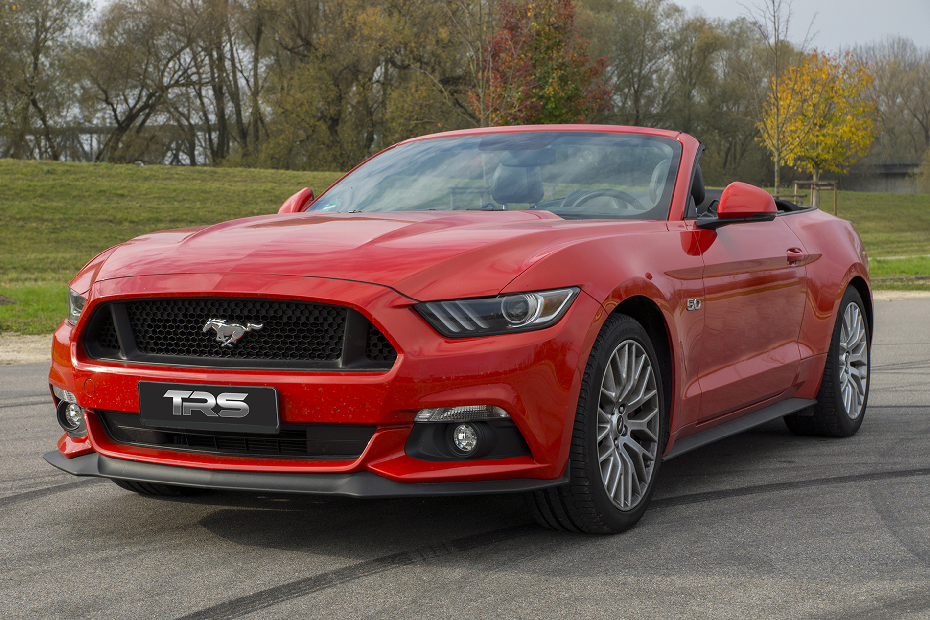 Ford Mustang Convertible GT 5.0